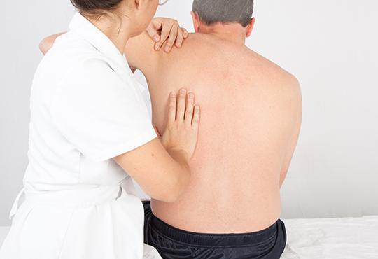 Manipulations ostéopathiques